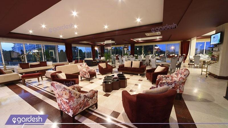 لابی هتل ستاره دریا