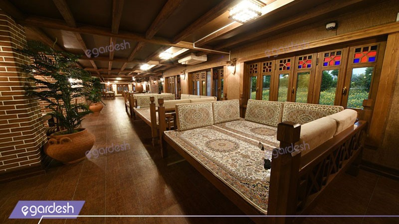 رستوران سنتی هتل ستاره دریا