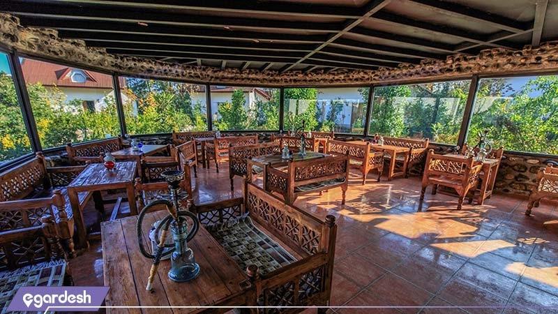 چایخانه سنتی هتل ملل شاندرمن