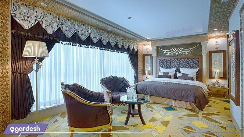 سوئیت دی یونگ هتل الماس دو
