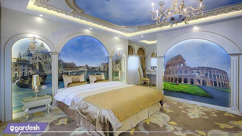 سوئیت فلورنتاین هتل الماس دو