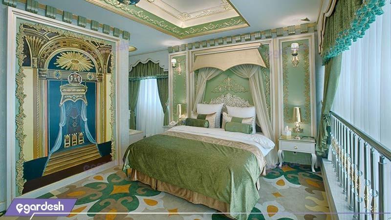 سوئیت گروسولار هتل الماس دو