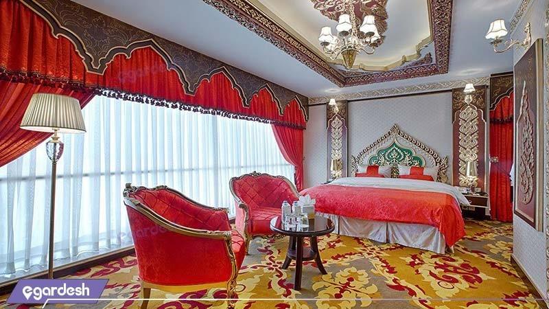 سوئیت جوبیلی هتل الماس دو