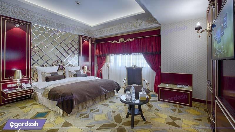 سوئیت برلیان هتل الماس دو