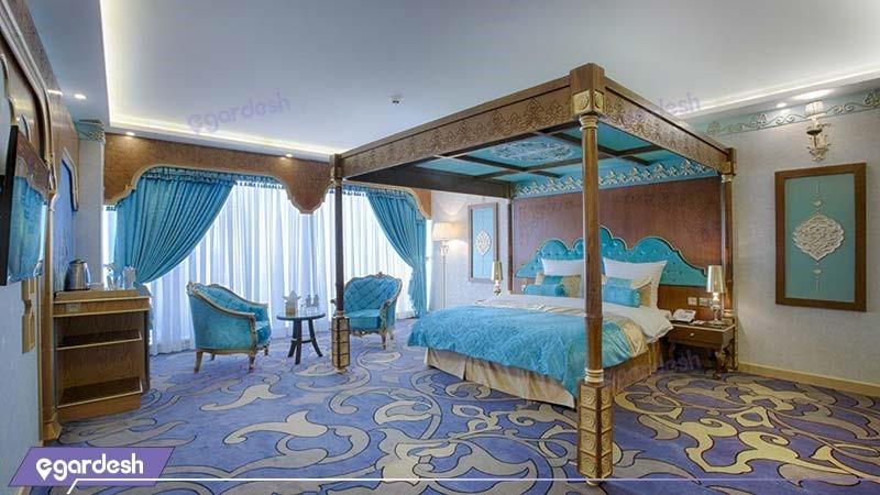 سوئیت ایدل ای پرزیدنت هتل الماس دو