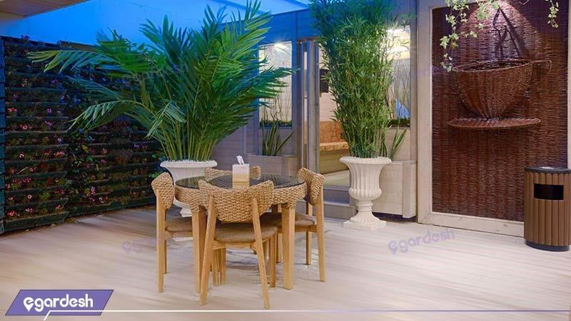 کافه رستوران بام هتل الماس دو