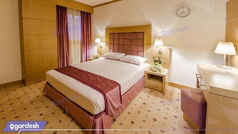 آپارتمان معمولی هتل آپارتمان آرمان