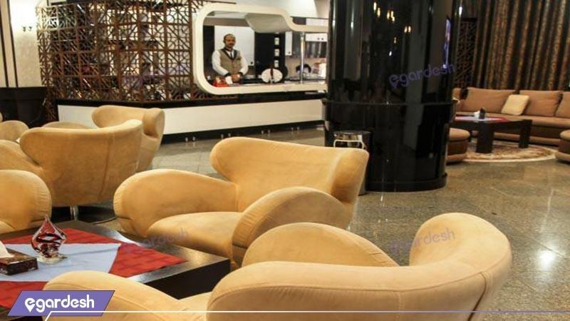کافی شاپ هتل فرهنگ وهنر