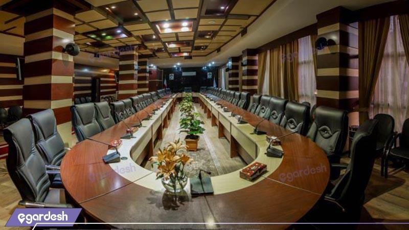 سالن اجتماعات هتل فرهنگ وهنر