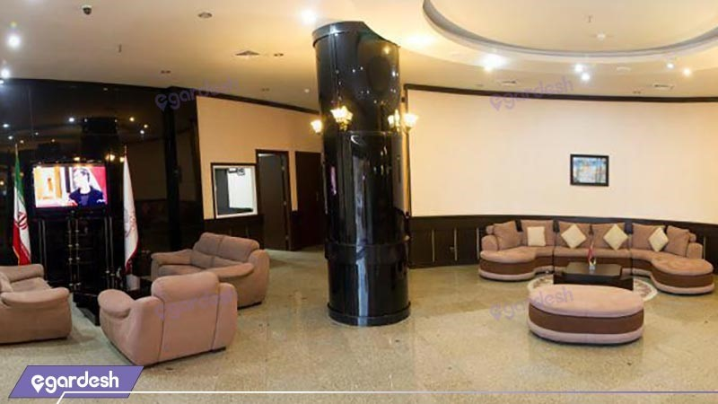لابی هتل فرهنگ و هنر