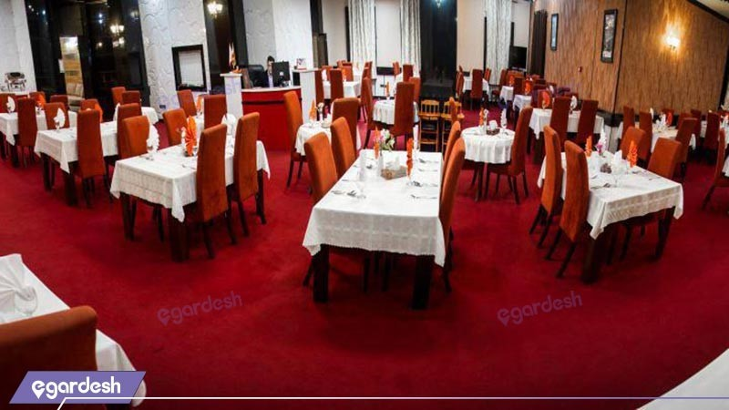 رستوران هتل فرهنگ وهنر