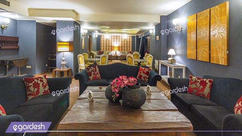 کافی شاپ هتل فردوس