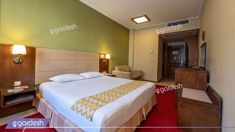 اتاق دو تخته دبل هتل فردوس