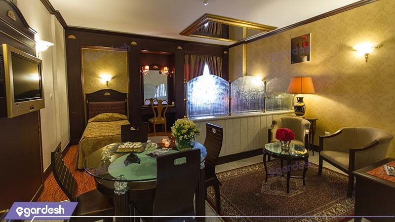 سوئیت هتل بین المللی قصر