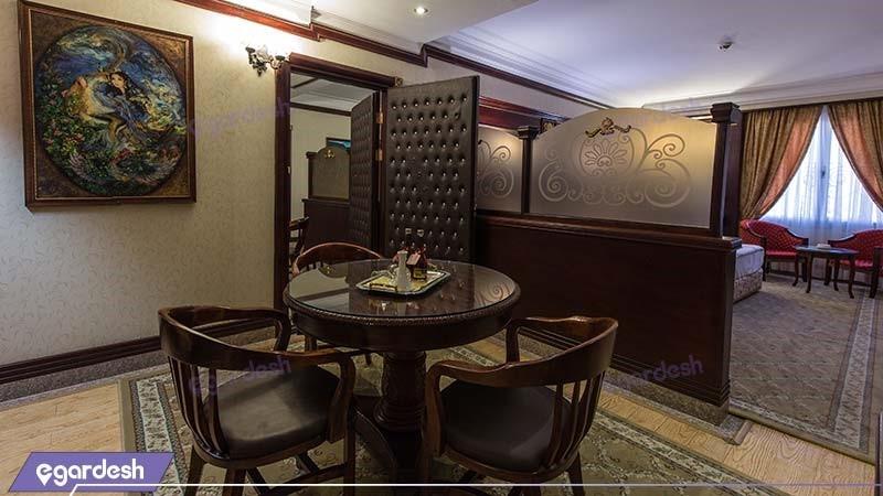 سوئیت امپریال هتل بین المللی قصر طلایی