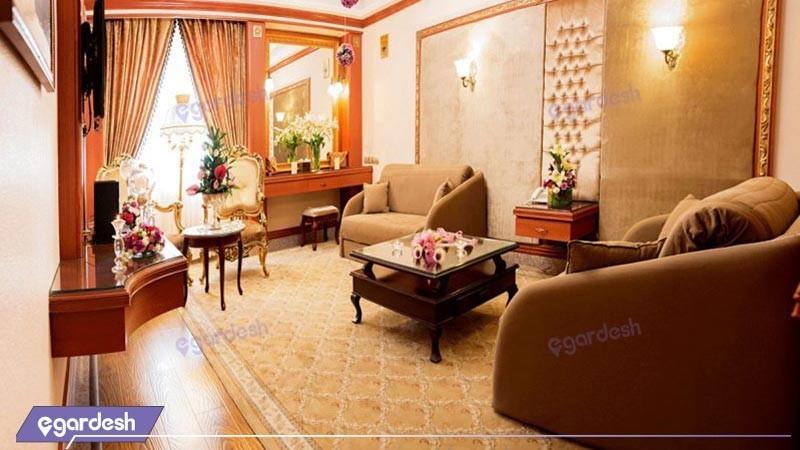 سوئیت سینیور هتل بین المللی قصر طلایی