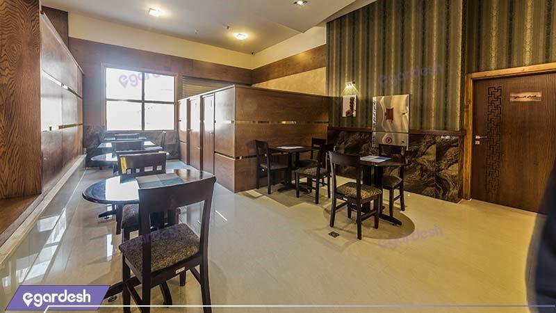 کافی شاپ هتل هاترا