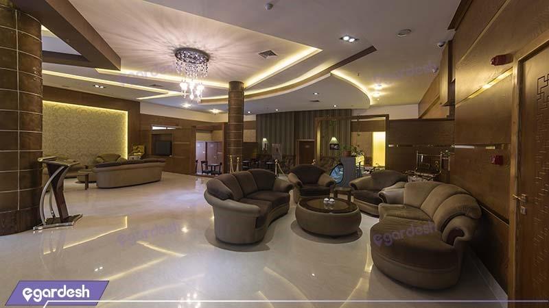 لابی هتل هاترا