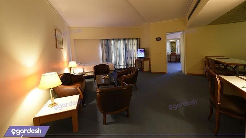 سوئیت یک خوابه هتل هما 2