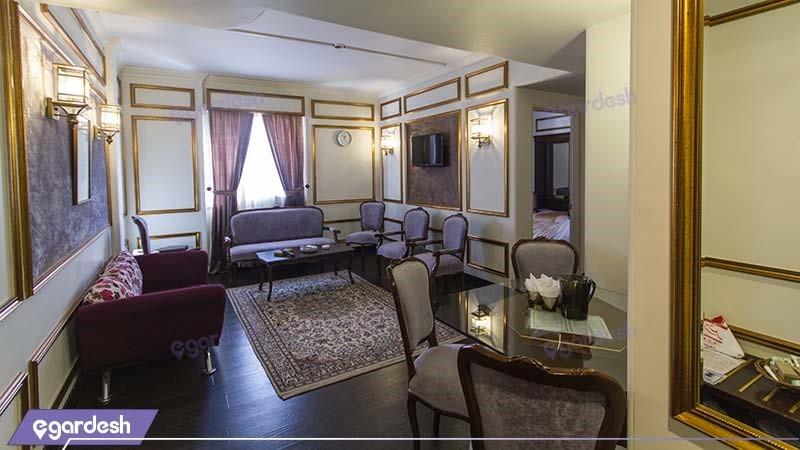 آپارتمان هتل ایران مشهد