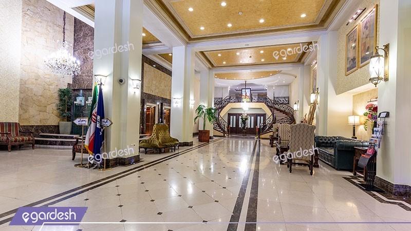لابی هتل جواد