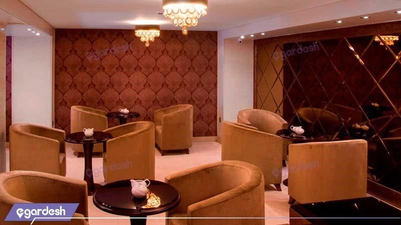 کافی شاپ هتل جواهر شرق