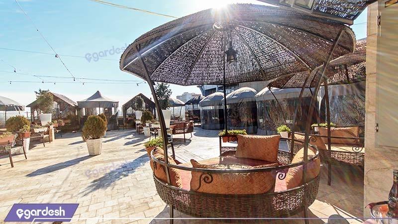 باغ بام هتل کیانا