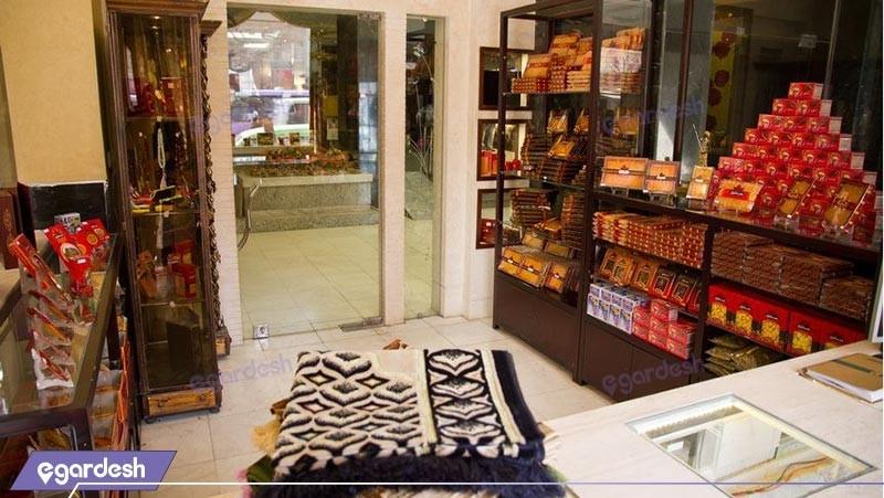 مرکز خرید هتل مشهد