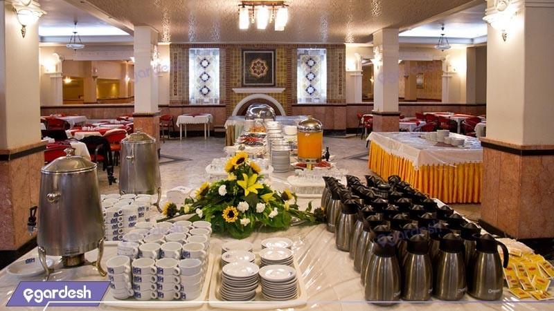 رستوران هتل مشهد
