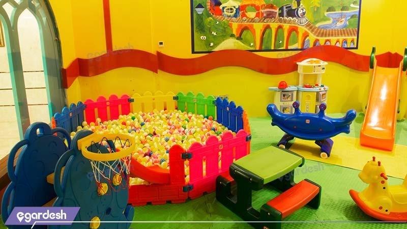اتاق بازی