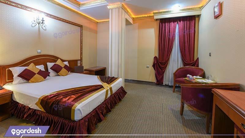 اتاق دبل هتل میامی