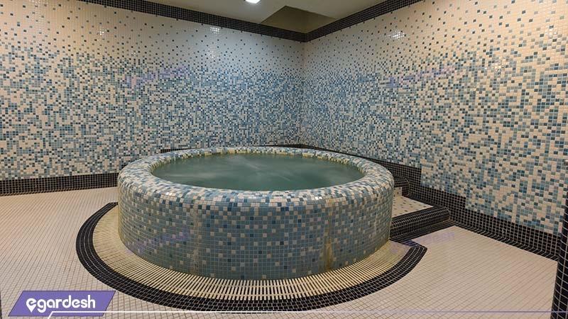 جکوزی هتل میامی