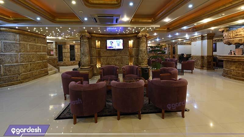 لابی هتل میامی