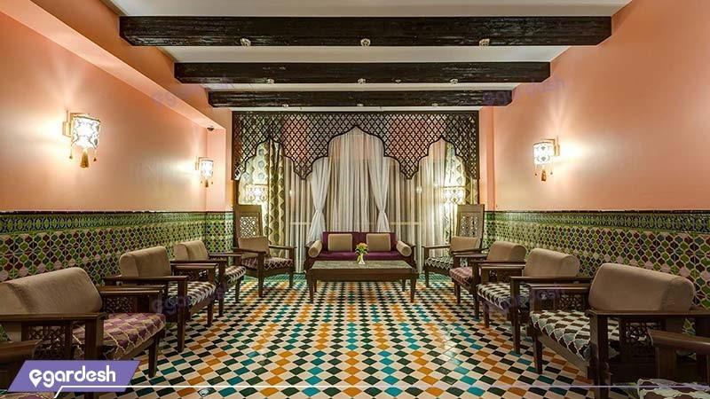 رستوران  سنتی هتل نگین پاسارگاد