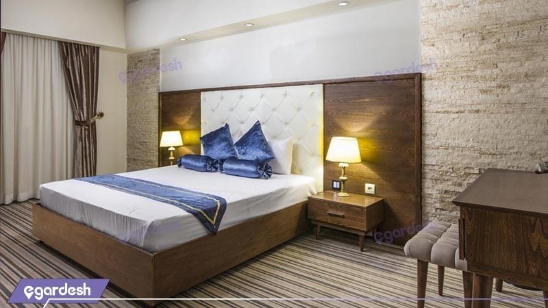 آپارتمان یک خوابه  هتل آپارتمان امید