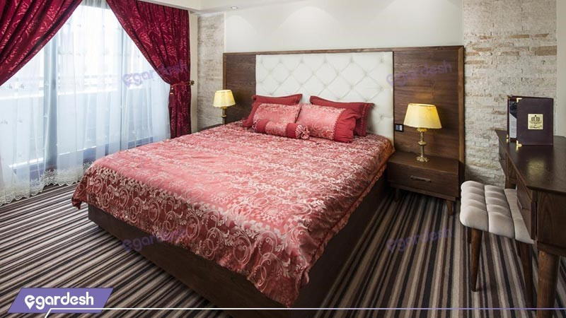 آپارتمان دو خوابه هتل آپارتمان امید