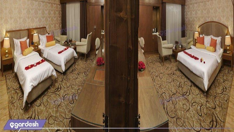 سوئیت کانکت هتل پردیسان