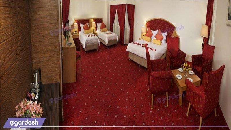 اتاق امپریال کلاسیک هل پردیسان