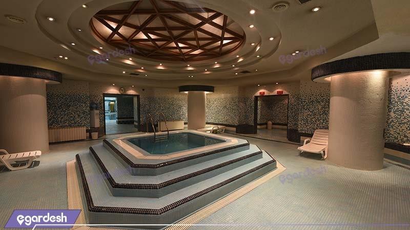 استخر هتل پارس مشهد