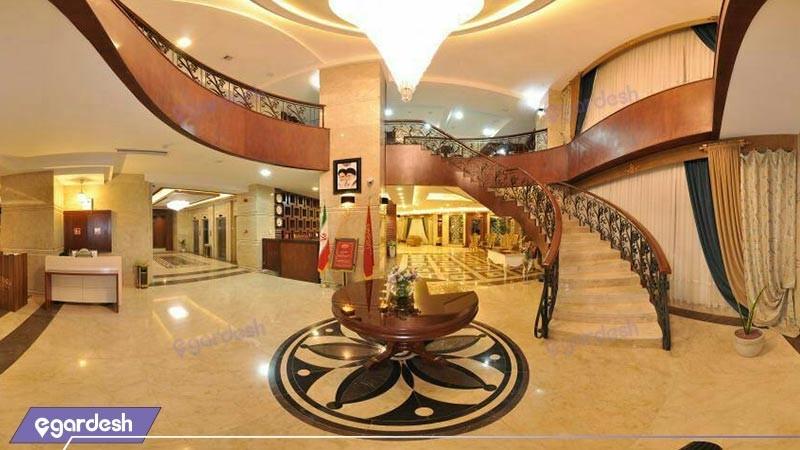 لابی هتل پارسیس