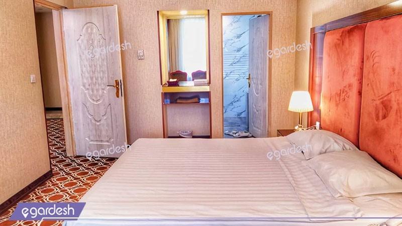 سوئیت قدس هتل قصرالضیافه