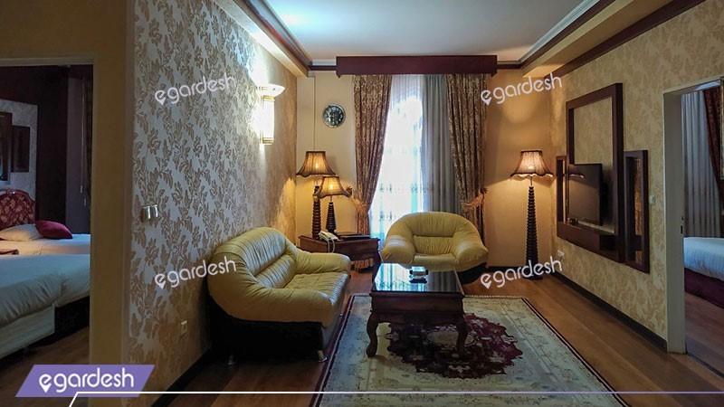 سوئیت رویال شمس A هتل قصرالضیافه