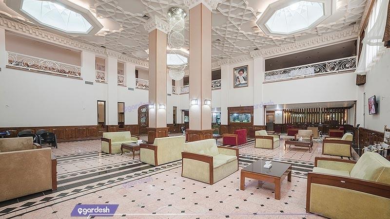 لابی هتل رضویه