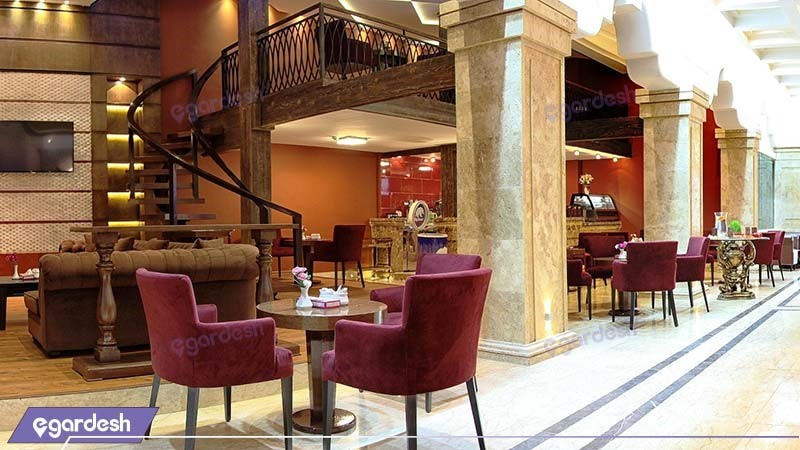 کافی شاپ هتل تارا