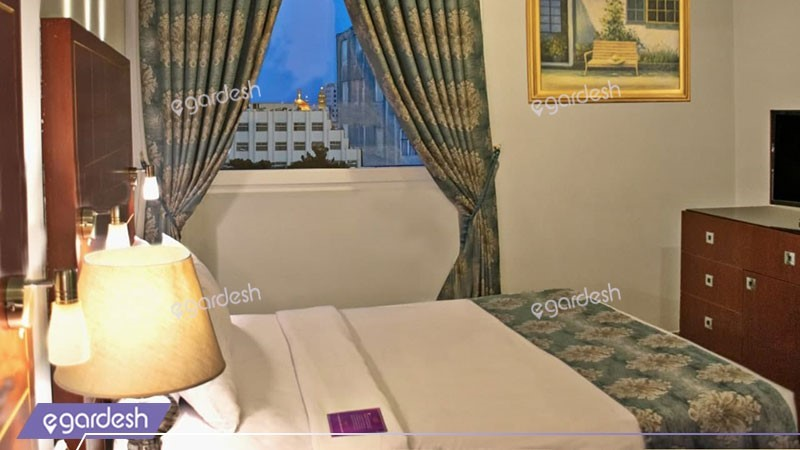 دیلاکس روم هتل تارا