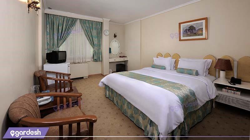 اتاق دبل کلسیک هتل تهران