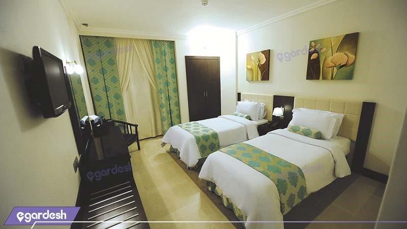اتاق دو تخته رویال هتل تهران