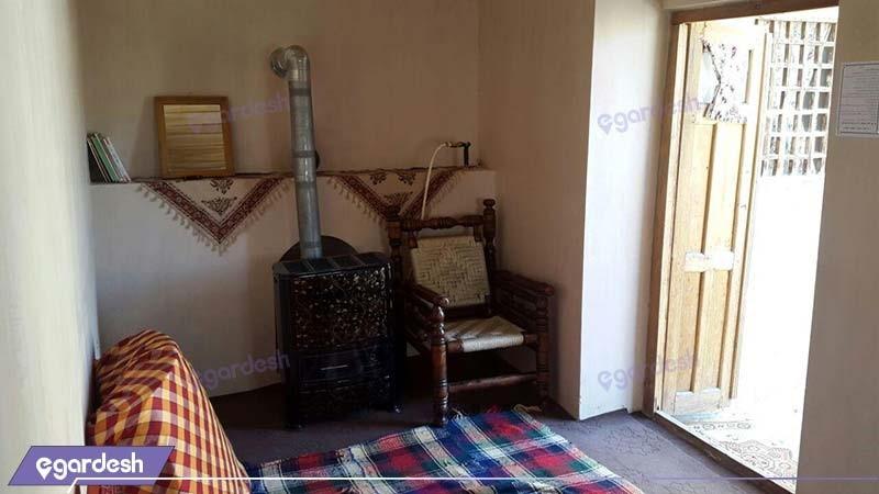 اتاق آدم و هوا اقامتگاه سنتی خانه توسلیان