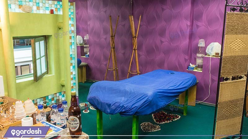 اتاق ماساژ هتل نارنجستان