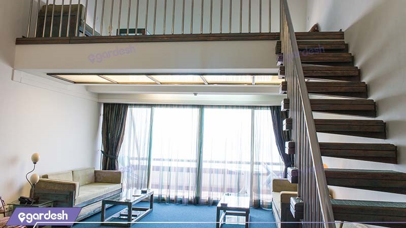 سوئیت رویال رو به دریا هتل نارنجستان